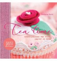 Tea Time van Marianne Design door Marianne Perlot