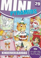 Studio Light 3D Mini pyramids boek 59 Kerst