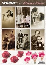 A4 Knipvel Studio light  RPSL13 Romantic Pictures