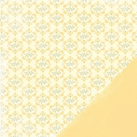 Dec. papier 2-sided Dilly Dally brocade