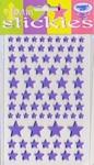 JeJe 3D foam stickies 33583 sterren paars