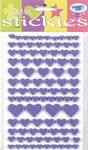 JeJe 3D foam stickies 33563 harten paars
