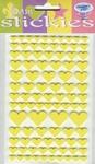 JeJe 3D foam stickies 33562 harten geel