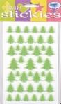 JeJe 3D foam stickies 33590 kerstboom groen