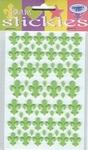 JeJe 3D foam stickies 33600 franse lelie groen