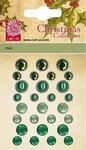 Kars X-mas collection 172/11 brads groen