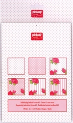 Mix and Match A5 blok papier 200182 roze