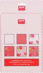 Mix and Match A5 blok papier 200181 rood