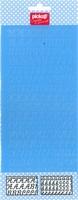 Mix and Match 1 sticker alfabet 200140 blauw