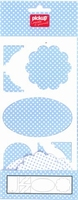 Mix and Match stansvormen 200150 blauw