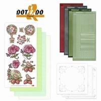 Dot and Do DODO002 Floral