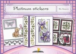 Hobbydols  92 Platinum stickers + poster + 14 stickers