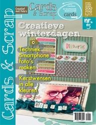 Tijdschrift Cards & Scrap 5 nov / dec 2012