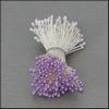 Meeldraden 11 donker lila