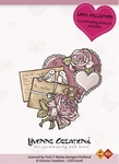 Stempel Yvonne Creations 10016 Love Hearts
