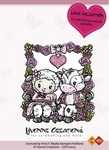 Stempel Yvonne Creations 10013 Love Happy Couple
