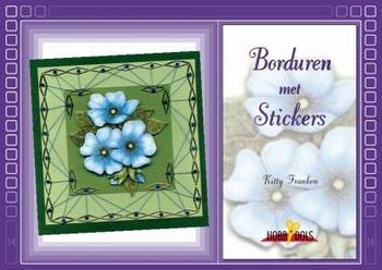 Hobbydols 14 Borduren met stickers