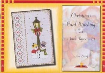 Hobbydols 21 Christmas Card Stitching
