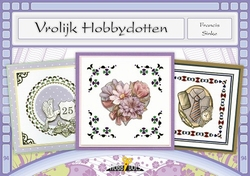 Hobbydols  94 Vrolijk Hobbydotten + poster + 15 dots sticker