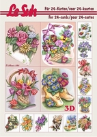 A5 Le Suh boek 345615 Mini bloemen