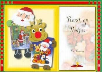 Hobbydols  22 Kerst op pootjes Hobbydols