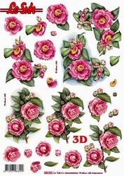 Le Suh 3D Stansvel 680001 Bloemen