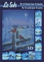 A5 Le Suh boek 345608 Kerstmis in het blauw