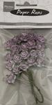 MD Paper Roses RB2216 lavender