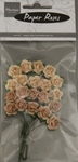 MD Paper Roses RB2218 peach