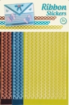 JeJe Ribbon stickers 3.9882 copper yellow turquoise