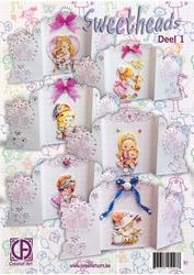 Creatief art Sweetheads SH65-001 deel 1