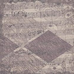 Scrapbookpapier Crea Motion 314798 Music purple