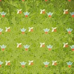 Scrapbookpapier Crea Motion 306999 Checkers Green 1