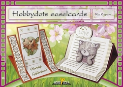 Hobbydols  98 Hobbydots easelcards + poster + 18 stickers