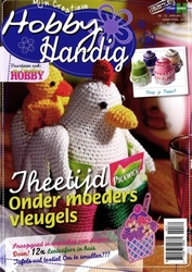 Hobbyhandig 172 Mrt / Apr 2013 Theetijd