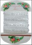 MD Lint Romantic JU0912 Lace Elegant
