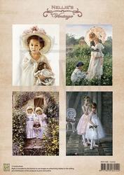 A4 Vel Nellie's Vintage Nevi008 Colour Family