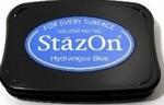 Stempelkussen StazOn 064 Hydrangea Blue