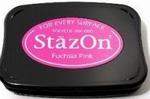 Stempelkussen StazOn 082 Fuchsia Pink