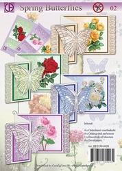 Creatief art Basispakket RE2530-0028 vlinders 2
