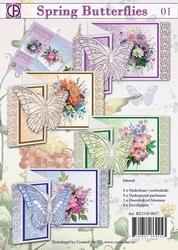 Creatief Art RE2530-0027 Reddy Vlinders 1