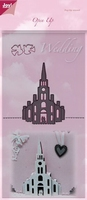 Joy Open Up stencil 6003/2001 Kerk
