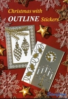 Boekje Starform Christmas with Outline Stickers
