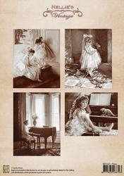 A4 Vel Nellie's Vintage Nevi027 Piano