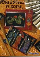 Boekje Starform Oriental Stickers