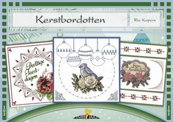 Hobbydols 102 Kerstbordotten +  7 hobbydots stickers