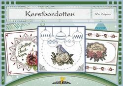 Hobbydols 102 Kerstbordotten + 10 stickers