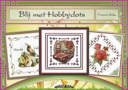 Hobbydols 104 Blij met hobbydots + poster + 17 dots stickers