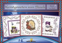 Hobbydols 108 Kerstgroeten van Sjaak + poster