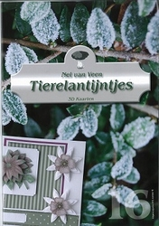 Tierelantijntje 3D boek 16 Winter 2013